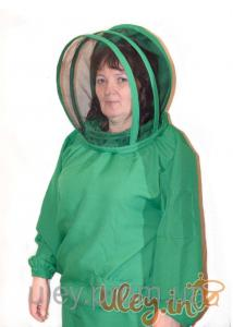 Куртка пчеловода с маской «Евро»