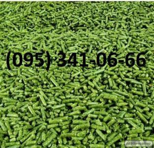 Гранули Люцерни (трав'яна гранула люцерни)