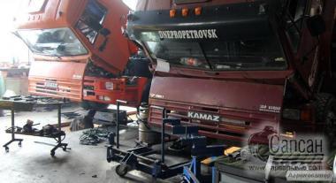 Ремонт и переделка кузовов.