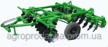 Дисковый агрегат УДА-3,8-20  с тракторами 160...200 л.с