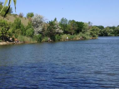 Продам озеро площею 27га. для розведення риби у Херсонській області