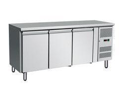Стол холодильный 3-х дверный без борта GN 3100 TN