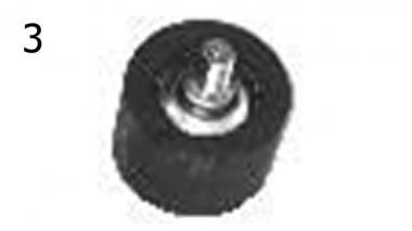 Запчастини на копач Unia WEGA 1400; 1600