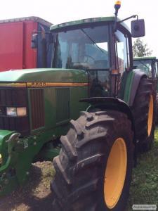Продам Трактор JOHN DEERE 6600 Джон Дир