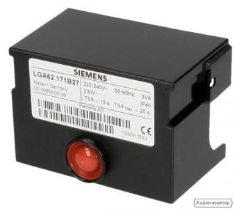 Siemens LGA 52.171B27– автомат горения,