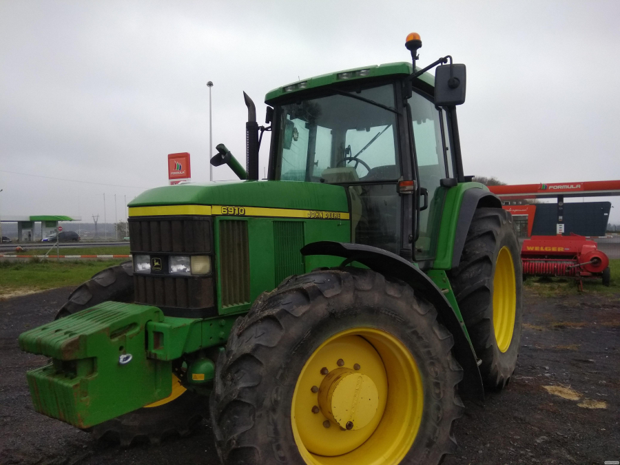 Трактор JOHN DEERE 6506 Джон Дир