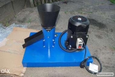 Продам гранулятор 3 в 1 2 в 1 на 220 и 380в,100мм-300мм матрица
