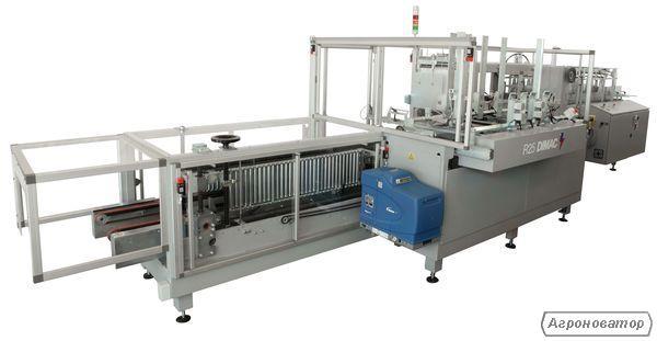 Автоматичне обладнання для упаковки продукції в короб StarWrap R2