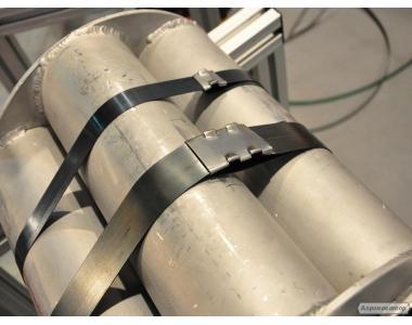 Пакувальна стрічка сталева без покриття