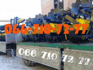 Агрегат ґрунтообробний дисковий АГД-1,8