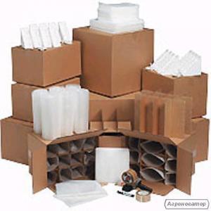 Упаковоки та контейнери в тому числі від пестицидів і агрохімікатів