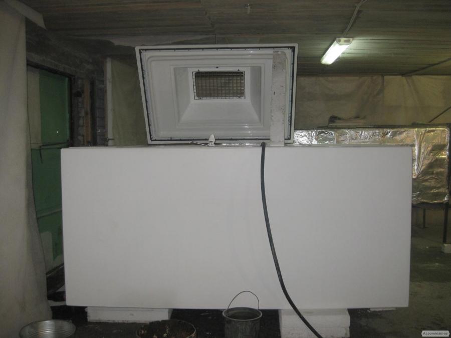 Живорыбный контейнер 2,4 м. куб.