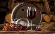 Вино червоне сухе домашнє 100% натуральне