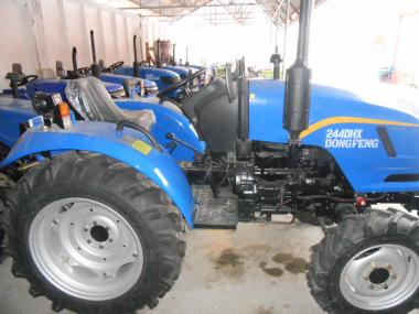 Трактор DongFeng 244 D 4x4 бесплатная доставка