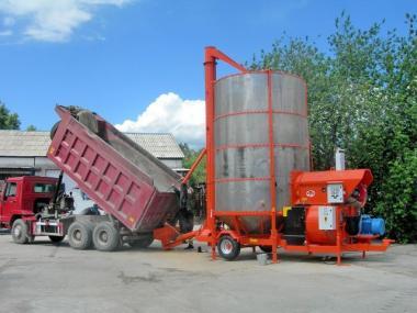 Зерносушилка PRT 200