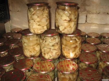 Продам грибы маринованные