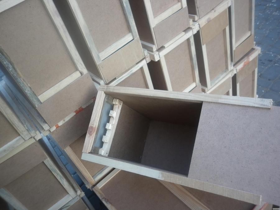 Ящики для перевозки пчел