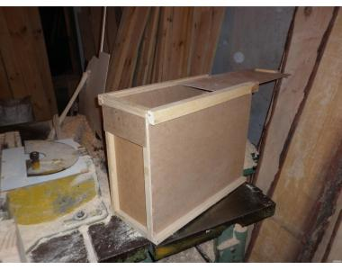 Ящики для перевезення бджіл