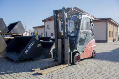 Автонавантажувач газовий Linde Н20Т
