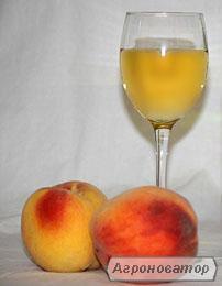 персикове вино