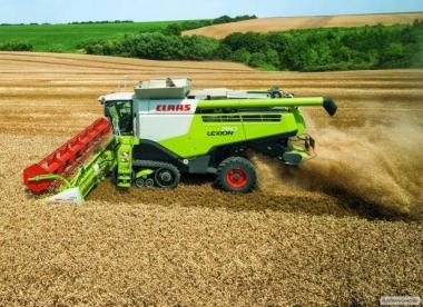 Постачання і обслуговування аграрної техніки в Україні