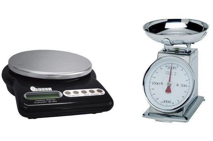 Весы кухонные порционные Hendi для точного взвешивания (Нидерланды)