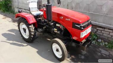 Трактор XINGTAI XT 244 XL