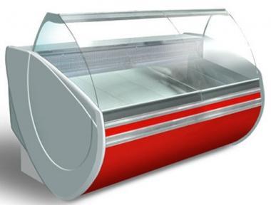 Холодильна вітрина Флорида 1,3 1,6 2,0 2,5 ТехноХолод
