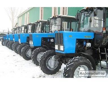 Новий МТЗ 82.1 Беларус 2013 р. в.