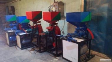 Экструдер зерновой с соевой насадкой 150-160 кг/час