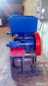Екструдер зерновий з соєвого насадкою 150-160 кг/годину