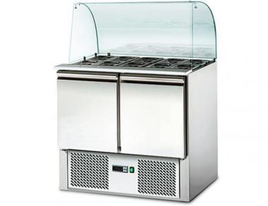 Саладетта GGM SAS97RG (холодильний стіл)