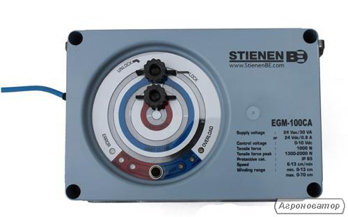 Сервомотор EGM-100 фирмы Stienen