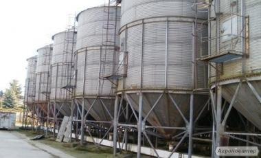 Зернохранилище Petkus K-850