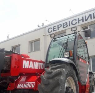 Маниту МТ 732 2000 р. 24000 є.