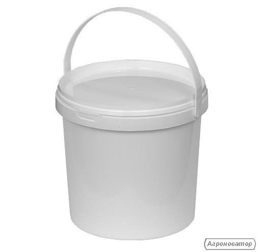 Ведро пластиковое для меда 20 л (сертифицированное)