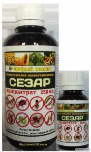 Сезар-биологический патентованый инсектоакарицид