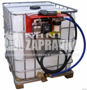 Паливо-роздавальні міні-Колонки для перекачування дизпалива та Бензину