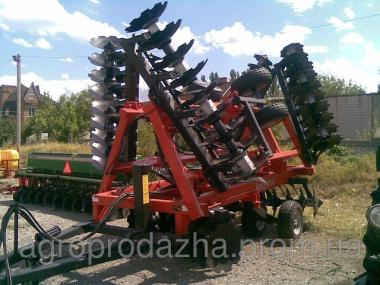 Дискова борона AGROLAND Б30