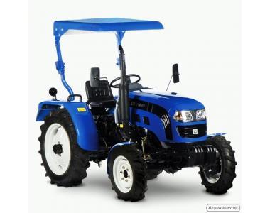Міні-трактор ДТЗ 244.4Р