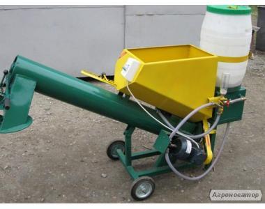 Протруювач насіння