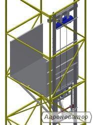 Производство грузовых электрических подъёмников под заказ.