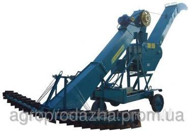 Погрузчик зерна модернизированный ПЗМ-90С (зернометатель)