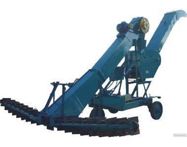 Зернометатели самопередвижные ЗМ-60, ЗМ-90, ПЗМ-90, ПЗМ-100