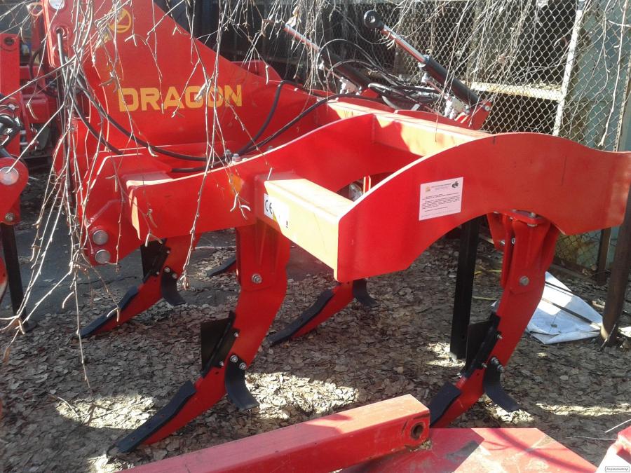 Глибокорозпушувач (Чизель) DRAGON 7 (3,5 м)