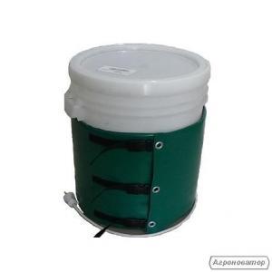 Декристаллізатор, розпуск меду у відрі 10 л. Розігрів до +40°С