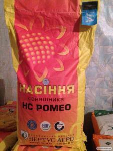 Семена подсолнечника НС Ромео (Сербия)