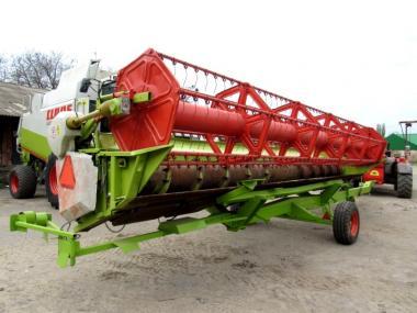 Жатка зерновая Claas Avto-Contour V750 (2000)