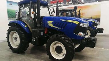 Трактор Shanghai Tractors 1654 (2018)