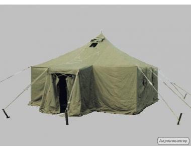 продам брезентові тенти, намети табірні армійські